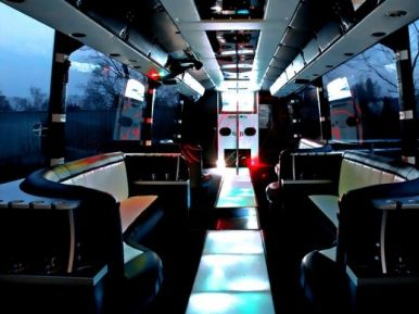 VIP Party Bus (3 st.)
